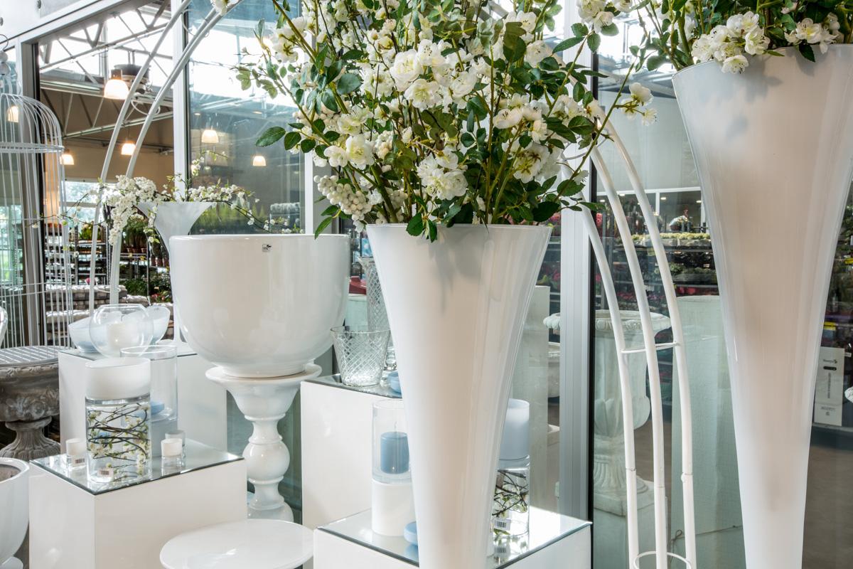 Vasi per l 39 allestimento di un matrimonio quali usare e for Vasi per piante da interno moderni