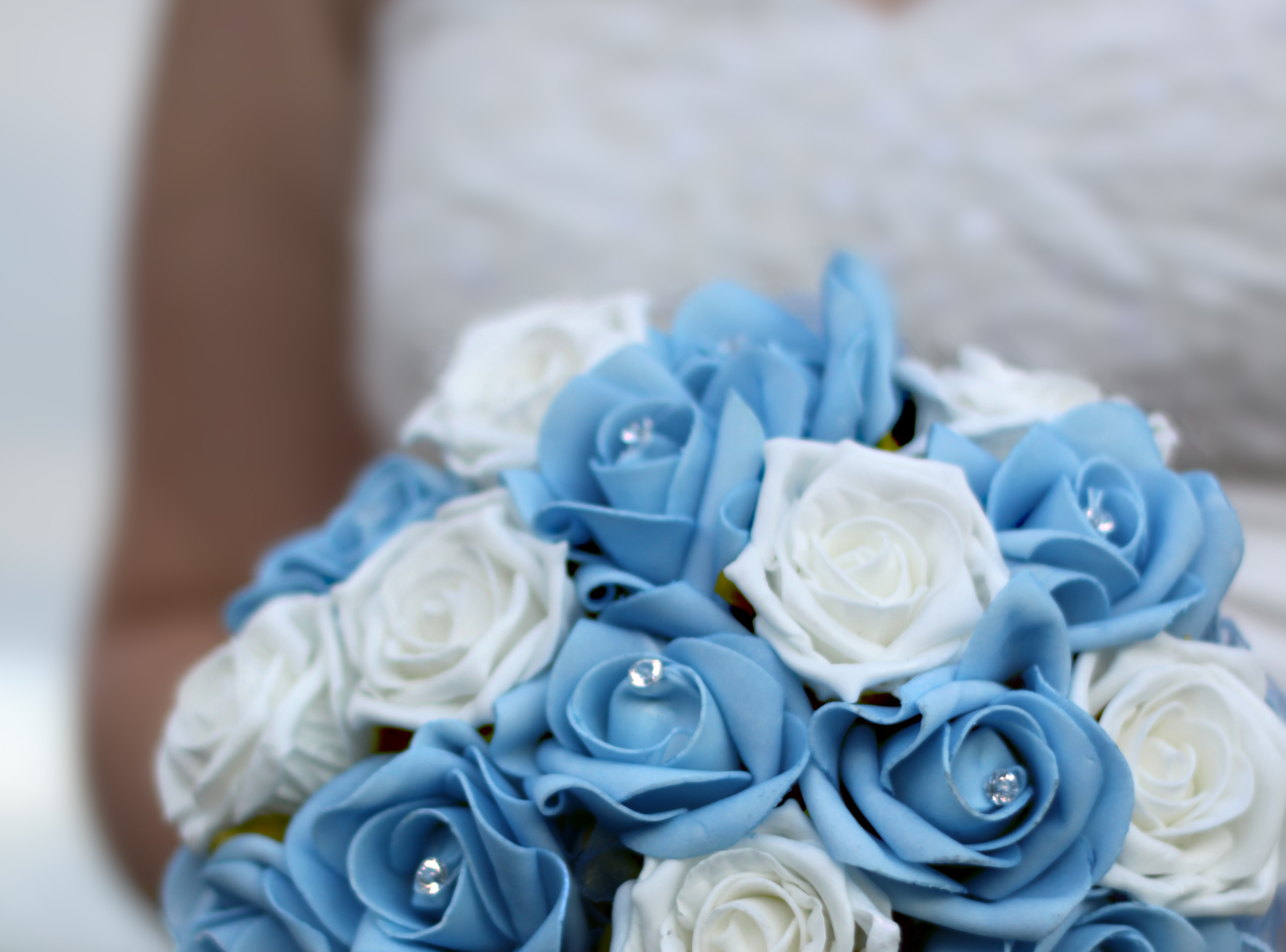 Matrimonio Fiori Azzurri : Fiori e decorazioni per un matrimonio blue serenity il