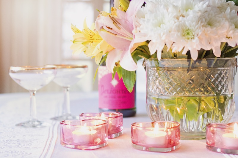 centrotavola-di-matrimonio-con-candele-e-fiori
